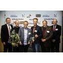 Digitalt trekløver kåret med vækstpris i Østjylland