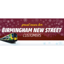 New trains, new services and more seats for West Midlands rail users