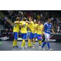 Tredje största segern mot Finland genom tiderna