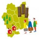 Långt kvar till 1000 bostäder om året