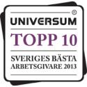 Mäklarringen - en av Sveriges bästa arbetsgivare