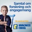 Barncancerfondens första podcast