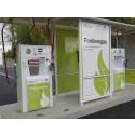 Dalarnas första tankstation för fordonsgas