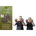 Sommaren tillhör Italienska chokladmästarna Gardini: Del 3 av 5 – mörk choklad med kardemumma/kaffe