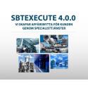 Som tack till alla våra kunder släpper vi nu verktyget SBTExecute som Freeware