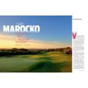 Golf Digest reportage Marocko nr 11/2014