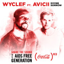 """Wyclef Jean and Avicii team up for """"Divine Sorrow""""."""