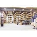 Utökat logistikcentrum hjälper e-handlare