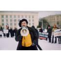 Framstående rysk människorättsförsvarare till Stockholm