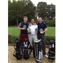 Milton Keynes-based recruiter ID Medical scoops top prizes in Barclays and Recruitment International golf competitions