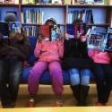 Eskilstuna kommuns lässatsning på Bok- och biblioteksmässan