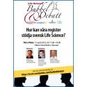 Bubbel och Debatt - Hur kan register stödja svensk life science?