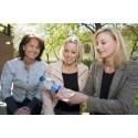 «The Voice»-Hanne vil skaffe 40 millioner liter rent vann til Afrika