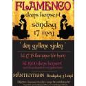 """Flamenco """"Den gyllene sjalen"""" en dans-föreställning"""