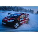 RallyX On Ice – stjärnor kör TV-sänd vinterserie i rallycross
