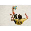 Pressinbjudan: Kalmar får SM-slutspel i beach soccer