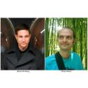 När Sylvain Runberg och Olivier Martin signerade på Stockholms seriefestival 2014