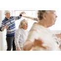 Hälsa och rörelse i fokus på Livsglädje 65+