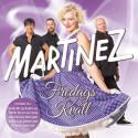 Martinez släpper albumet Fredagskväll och firar 35 år