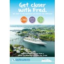 'Get closer with Fred.' in 2015 – get closer to the experience,  discover the difference!