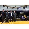 Renault är tillbaka i Formel 1 med danske Kevin som en av förarna