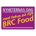 Nyheternas dag med fokus på nya BRC Food - Göteborg
