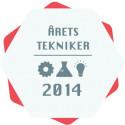 Vem är Årets Tekniker 2014?