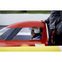 DTU's chauffør, Bettina Kingo, har netop sat endnu en verdensrekord