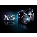 Nytt megazoomkamera fra Pentax, med 26X optisk zoom og vridbar LCD.