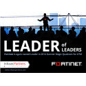 6th consecutive time Fortinet named Leader of Leaders in 2014 Gartner Magic Quadrant for UTM