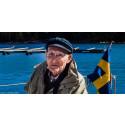 89-åring beställde ny segelbåt
