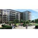 HSB Uppsala byggstartar 158 lägenheter i brf Hamnen - och satsar på konst