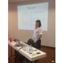 Utbildning i metoden IPT på Teneriffa 2015