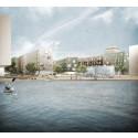 Nu startar utvecklingen av Lindholmshamnen.
