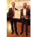 Renault Danmark modtager eksportpris