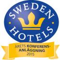 Sweden Hotels Gala 2015 - nomineringar Årets Konferensanläggning 2015
