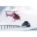 Nya filmen visar när Jon Olsson och hans Audi RS6 DTM utmanar snön i Åre