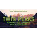 Twin Peaks-fest på Moriska Paviljongen 31 Juli.