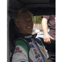Rallystjärna kör Camaro Cup i helgen