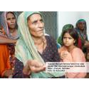 Hjälpbehovet i Pakistan enormt