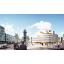Vinst i arkitekttävling om Kirunas nya stadshus