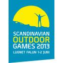 Mer action till Lugnet - Contour till Scandinavian Outdoor Games 2013