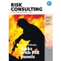 Palavaa asiaa: PIR-ytimiset metallisandwichelementit osoittivat potentiaalisia riskejä palotestissä