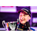 VM-stjärna till start i RallyX-lites på Westombanan