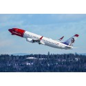 Norwegian fløy 24 millioner passasjerer i 2014 - 130 millioner siden oppstarten