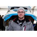 Folkracestjärnan Svärd Supercar-debuterar i RallyX