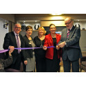 Grand opening of Elmhurst and Woodbury social care facilities
