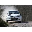 Toyota Yaris WRC - test