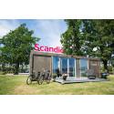 Scandic To Go -hotellihuone saapuu kesällä viidelle paikkakunnalle