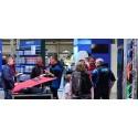 Stort intresse för RUBBERcomp® på Elmia